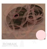 Central Craft Collection 6mm Band Organza-Baby-Rosa
