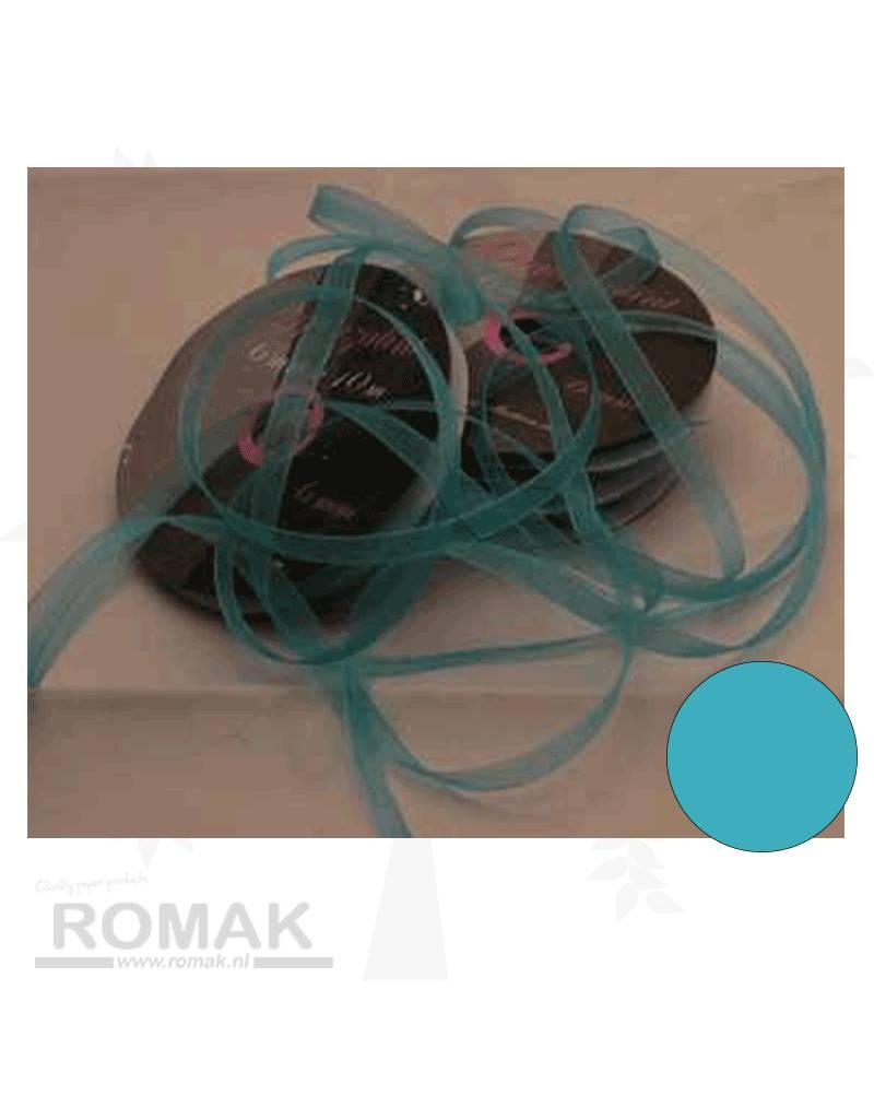 Central Craft Collection 6mm Organzalint Blauw