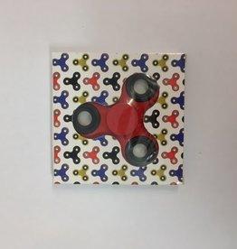 Fidget Spinner rouge