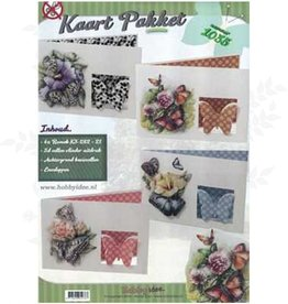 Hobby Idee papillons Chartset expriment