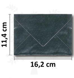 C6 enveloppe Zilver