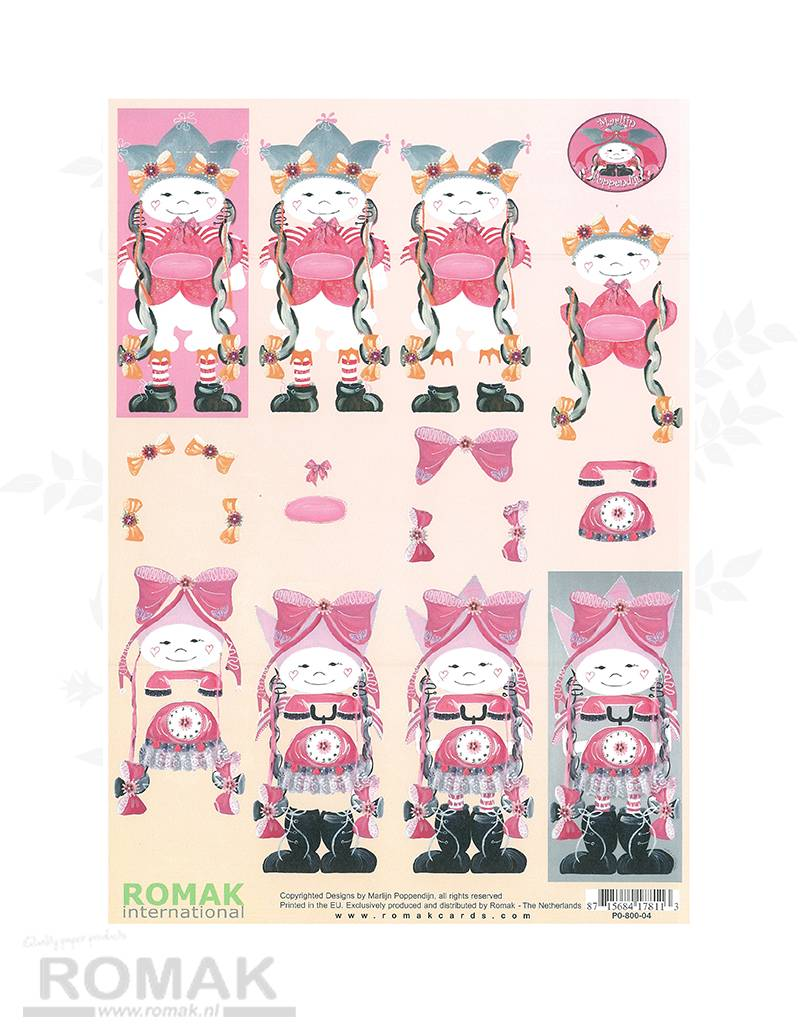 Romak 3D Bogen Romak Osten