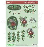Romak 3D Bogen Romak Karen Weihnachten
