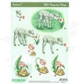 Romak 3D Bogen Romak Karen Tiere