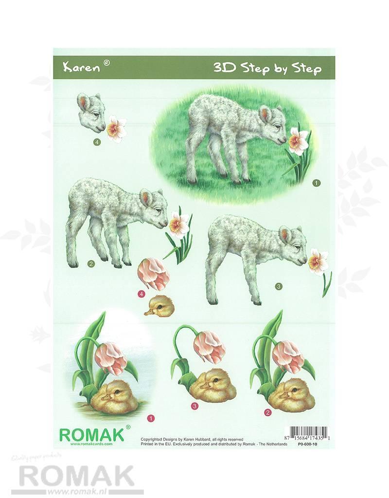 Romak 3D ark Romak Karen Dyr