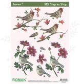 Romak 3D Bogen Romak Karen Vögel