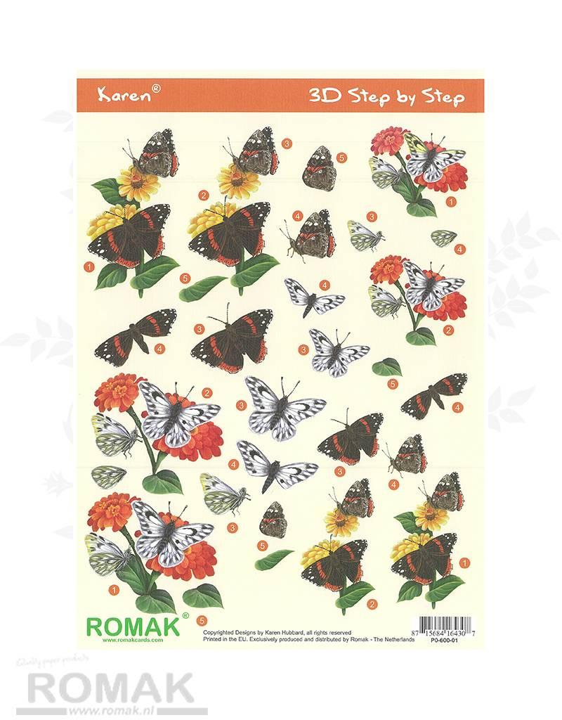 Romak 3D Bogen Romak Karen