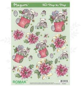 Romak 3D ark Romak Megumi jul