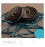 Central Craft Collection 6mm Satijnlint Blauw
