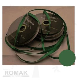 Central Craft Collection 3mm Satijnlint Groen
