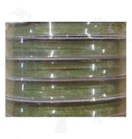 Romak Organza Ribbon Olive Green