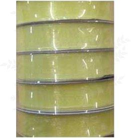 Romak Ribbon Organza 15 mm Gul