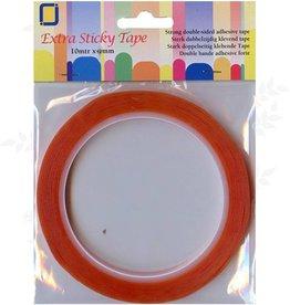 Je Je Produkt Dobbeltklæbende tape ekstra stærke 12 mm