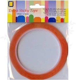 Je Je Produkt Dobbeltklæbende tape ekstra stærk 3 mm