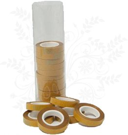 Hobbycentraal 16 rolls of tape in sleeve 6mm wide
