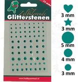 Hobbycentraal Adhesive Glitzer-Steine