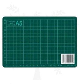 tapis de coupe vert A5