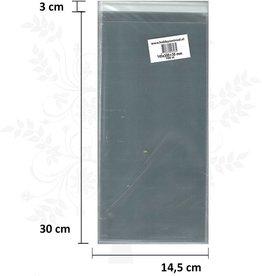 Hobbycentraal Taschen mit Klebstoff Quadrat plano