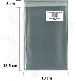Hobbycentraal Karte Taschen Normale 6 130x185x35