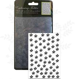 Central Craft Collection Embossing Folder Splash 10,5x15cm