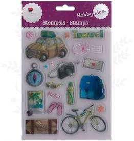 Hobby Idee Travel Stamp 14 x 18 cm