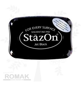 Tsukineko Stazon Weg Ink jet black