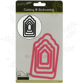 Hobby Idee Cutting Mould Labels Hobby Idea