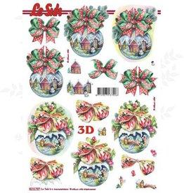 Le Suh Le Suh 3D sheet