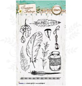 Studiolight STAMP (1) A6 SUMMER FEELINGS 189
