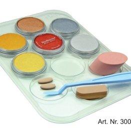 Pan Pastel PanPastel Set tray kit metallic