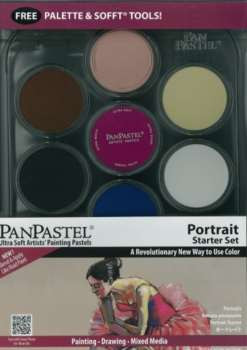 Pan Pastel Pan Pastel set 7  Portrait