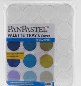 Pan Pastel Tray Palette for 20colors