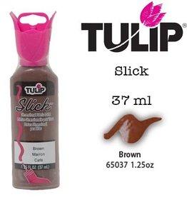 Tulip Tulip verf Slick Brown (37 ml)