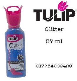 Tulip Tulip verf Glitter 3D Blueberry (37 ml)
