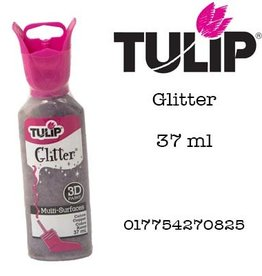 Tulip Tulip verf Glitter 3D Copper (37 ml)