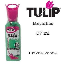 Tulip Tulip verf Metallics 3D Green (37 ml)