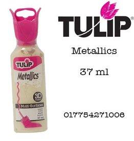 Tulip Tulip verf Metallics 3D Ivory (37 ml)