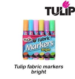 Tulip Tulip fabric markers Bright