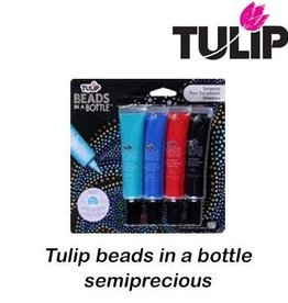 Tulip Tulip beads in a bottle semiprecious