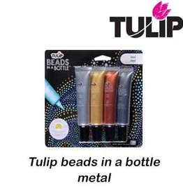 Tulip Tulip beads in a bottle metal