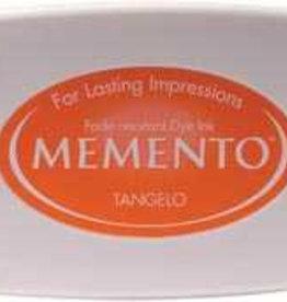 Tsukineko Inkpad Large Memento Tangelo