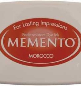 Tsukineko Inkpad Large Memento Marocco