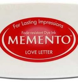 Tsukineko Inkpad Large Memento Love Letters