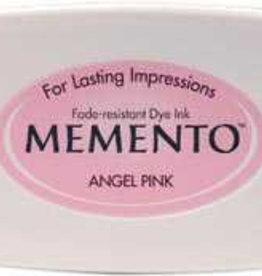 Tsukineko Inkpad Large Memento Angel pink