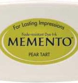 Tsukineko Inkpad Large Memento Pear tart