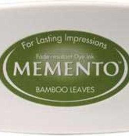 Tsukineko Inkpad Large Memento Bamboo leaves