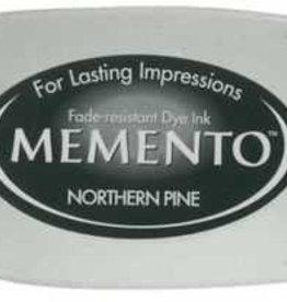 Tsukineko Inkpad Large Memento Nothern pine