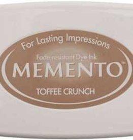 Tsukineko Inkpad Large Memento Toffee Crunch