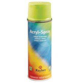 Rayher Acryl spray meigroen