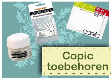 Copic Toebehoren